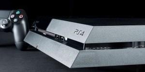 PlayStation 4 banner