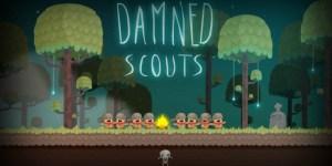 Damned Scouts ! megaslide