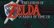 Un nuovo trailer e una data indicativa per il progetto amatoriale The Legend of Zelda: Ocarina of Time 2D