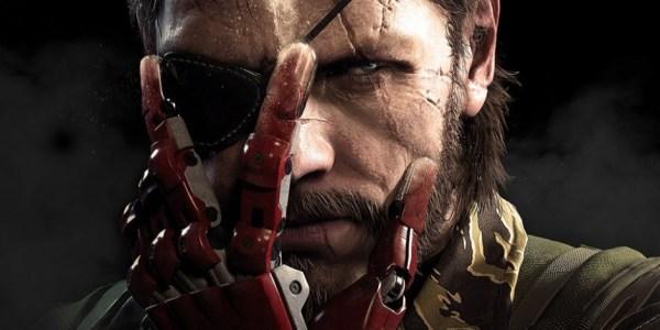 Metal Gear Solid V The Phantom Pain megaslide