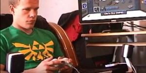 Terry Garrett The Legend of Zelda: Ocarina of Time banner