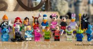 LEGO Minifigures Disney finalmente disponibili