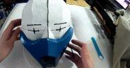 Mortal Kombat, ecco come realizzare la maschera di Sub-Zero