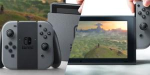 Nintendo Switch megaslide