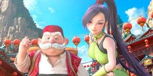 Dragon Quest XI: Echi di un'era perduta banner