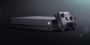 Xbox One X banner