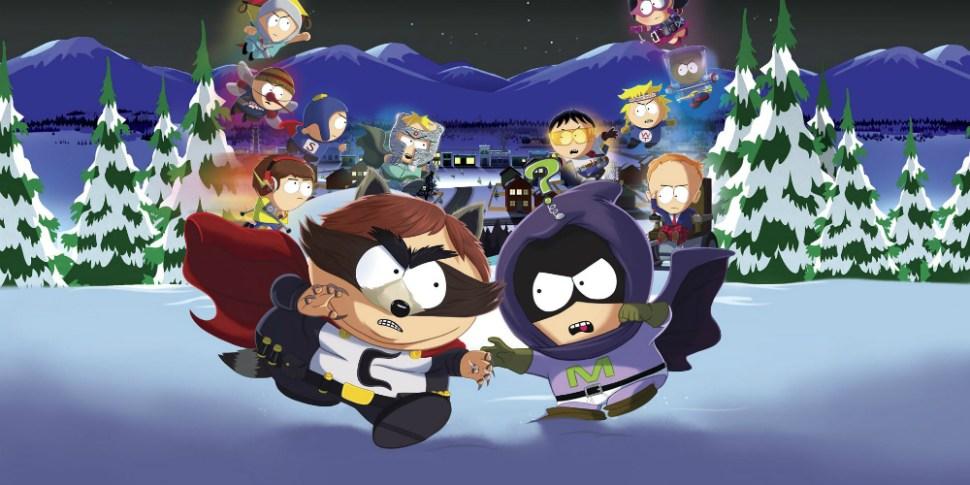 South Park: Scontri Di-Retti megaslide