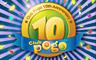 Club Pogo 10 Years Badge