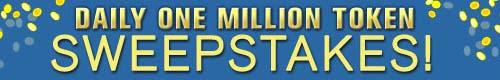 Win a Million Pogo Tokens