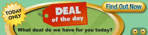 Deal of the Day Promotion