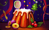 EP326: Plum Pudding - Plum Pudding Badge