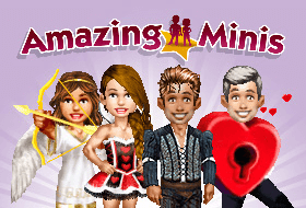 Amazing Minis Valentine's Event