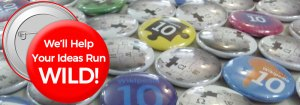 Badge Parts, Inc. Button Making Machines and Button Parts