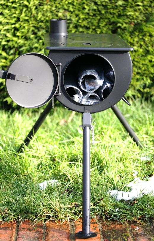 Fronier Stove Badger Bushcraft Review