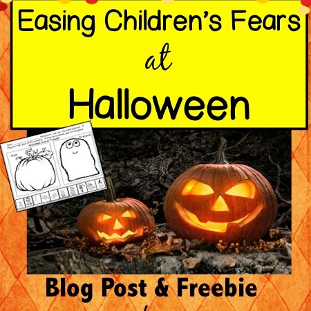 Halloween: help young children with their fears!