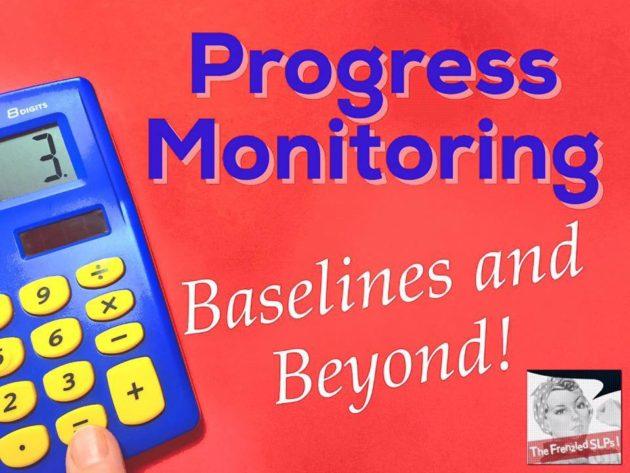 progress monitoring graphic