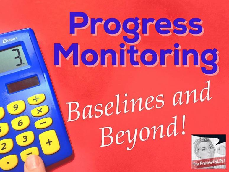 progress monitoring graphic