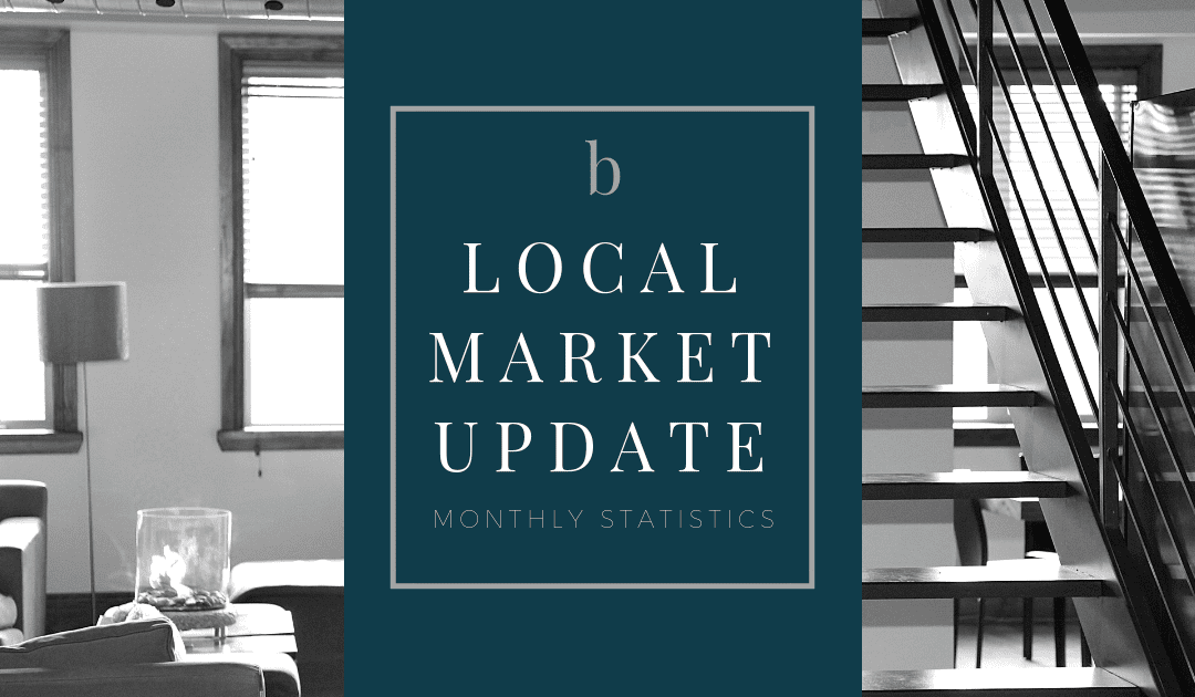 Local Market Update – August 2018