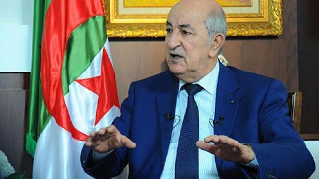 نقل الرئيس الجزائري إلى المستشفى العسكري
