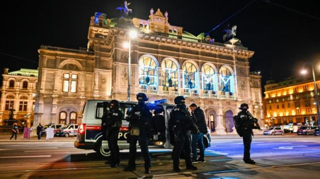 النمسا..الكشف عن هوية منفذ هجوم فيينا
