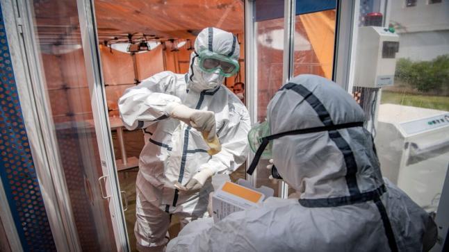حصيلة كورونا اليومية مزيد من الأرواح ضحية الوباء