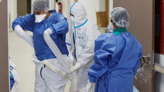 كورونا.. 71 حالة وفاة و3012 إصابة مؤكدة