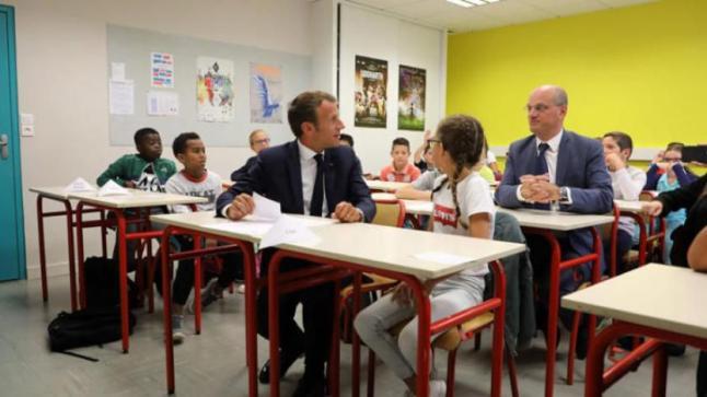 """تُهمة """"تمجيد الإرهاب"""" تُلاحق أربعة تلاميذ في فرنسا"""