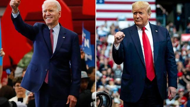 الانتخابات الرئاسية..بايدن يتقدم على ترامب
