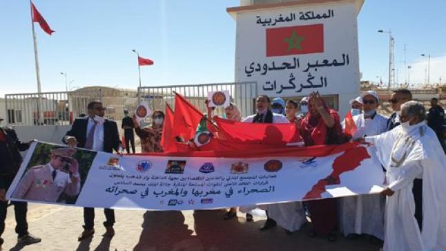 العثماني: لولا المواطنين بالأقاليم الجنوبية لما حقق المغرب أي انتصار