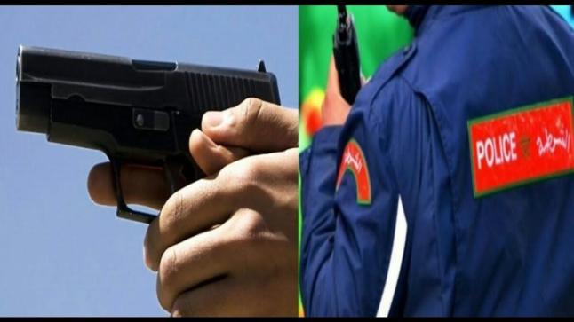 فاس… عناصر أمنية تشهر السلاح لتوقيف مسلحين
