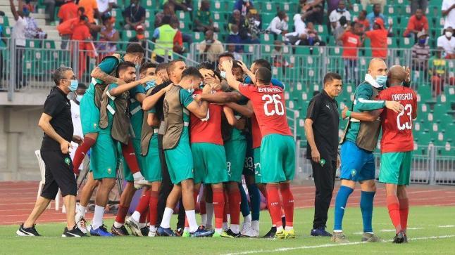 الشان: المنتخب يتجاوز عقبة زامبيا ويتأهل لدور النصف