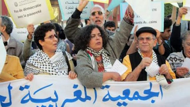 الجمعية المغربية لحقوق الإنسان تسجل تدهور الحقوق الشغلية في زمن كوفيد