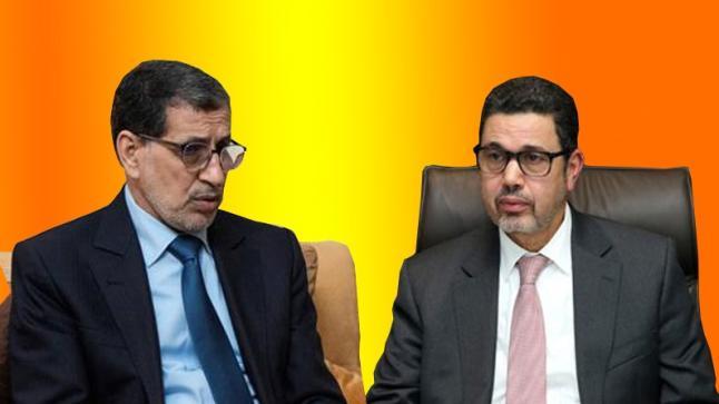عاجل.. باشا الفنيدق يعتدي أمام الرأي العام على زميل يغطي الاحتجاحات