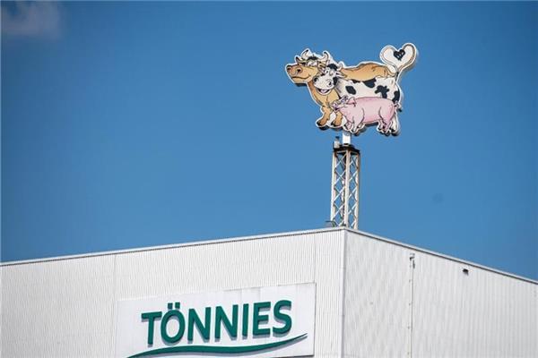 tonnies will schlacht und zerlegefirma