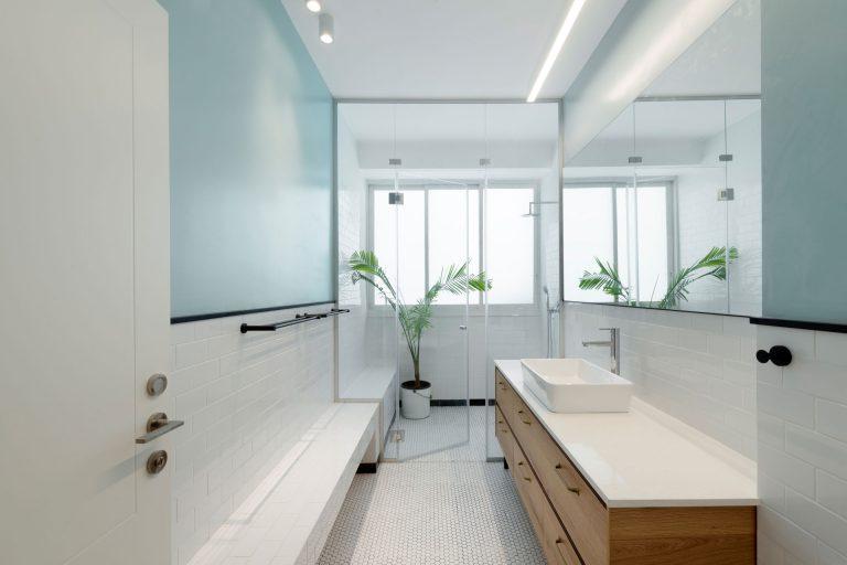 Indeling Smalle Badkamer : Beautiful lange smalle badkamer photos new home design