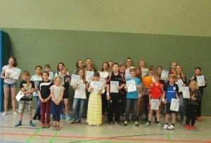 1. Vier-Tore Pokal: 15 in Neubrandenburg
