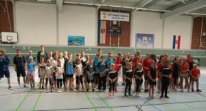 3. Kreisjugendsportspiele' 15 im Ostseebad Göhren