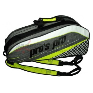 Pro's Pro Racketbag Lime
