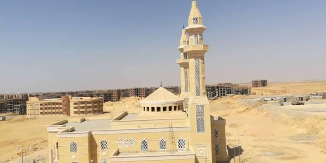 مسجد الرضوان بمدينة بدر