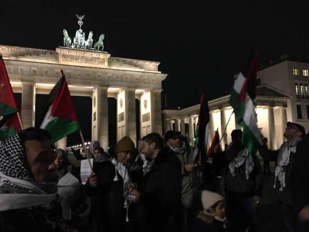 القدس عاصمة فلسطين ولن تكون غير ذلك