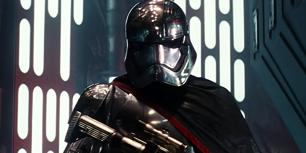 Captain Phasma Star Wars