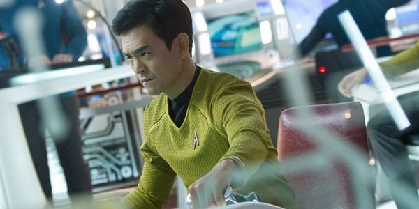 John Cho Star Trek