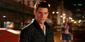 Tom Cruise Jack Reacher Christopher McQuarrie