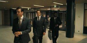 Tenet Robert Pattinson trailer cinema nolan
