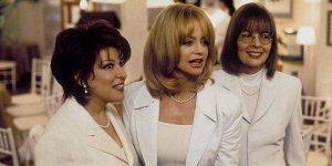 Goldie Hawn Bette Midler Diane Keaton di nuovo insieme dopo Il club delle prime mogli