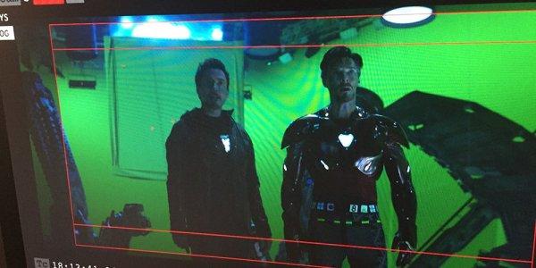 Avengers slide