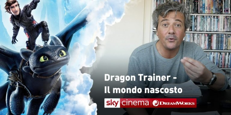 dragon trainer mondo nascosto