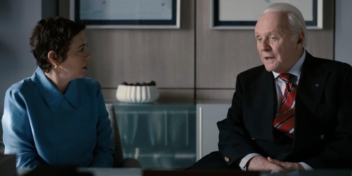 Anthony Hopkins nel trailer di The Father | Cinema - BadTaste.it