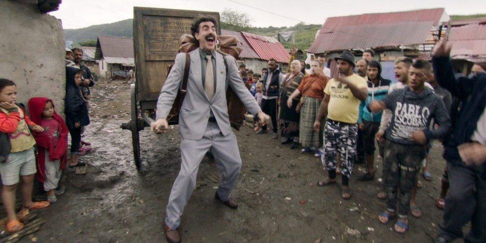 Borat 2 subsequent moviefilm