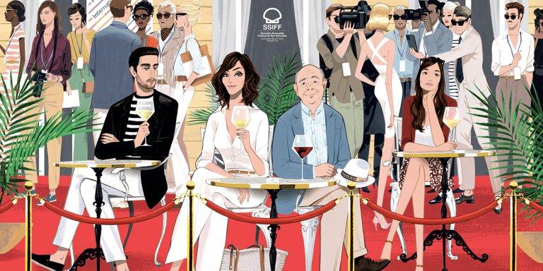Rifkin's festival Woody Allen Vision Distribution